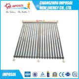 Calefator de água solar pressurizado ambiental da tubulação de calor