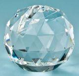 다이아몬드 모양 수정같은 카드 대, 유리제 카드 홀더