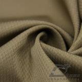 Вода & Ветр-Упорной напольной Sportswear ткань 100% Pongee полиэфира жаккарда шотландки диаманта вниз сплетенная курткой Двойн-Striped (E022)