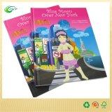 カスタム子供の喜劇的なハードカバー本の印刷(CKT - SB-006)