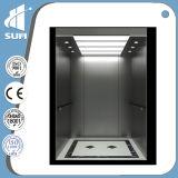 Tipo elevador de la máquina de la tracción del pasajero de Speed1.0-1.75m/S