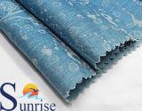 Tessuto del denim del jacquard del cotone per vestiti