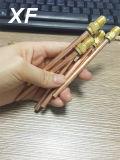 Клапан доступа заварки рефрижерации 1/я дюймов