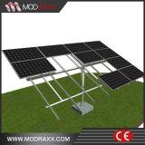 Crochet solaire en aluminium de support de toit de pouvoir vert (XL185)