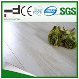 plancher de stratifié de surface de foulage de chêne blanc de 10mm