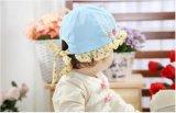La protezione 100% del fumetto di buona qualità del cotone scherza il cappello della benna dei bambini
