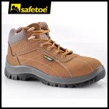 Nubuck de cuero no metálicos Zapatos de seguridad para los trabajadores H-8150