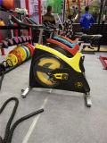 Bicicleta de giro comercial, equipamento da ginástica da aptidão cardio-