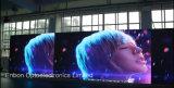 Étalage d'écran visuel d'intérieur de mur de P3 DEL pour l'étape et l'exposition