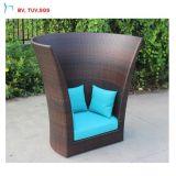 Re di qualità superiore di vimini moderno Patio Chair della mobilia C-Esterna del giardino
