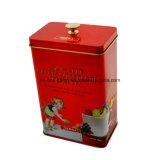 Rectángulo de regalo del estaño para el embalaje del caramelo