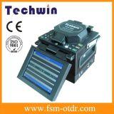 Splicer da fusão (TCW-605C) com a máquina de estaca da fibra