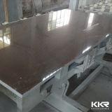 Matériau de construction artificielle de pierre de quartz pour comptoir de cuisine / Stepsilly / Vanity