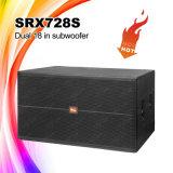 """Srx728s het Dubbele """" Systeem van Subwoofer van Spreker 18 Audio"""
