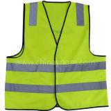 Veste reflexiva da segurança da classe 2 elevados da visibilidade com boa qualidade da fábrica direta
