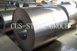 Chapa de aço revestida galvanizada Quente-Mergulhada do zinco de aço da bobina