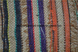 Il modo 100% del poliestere ha stampato il tessuto del sofà per il sacchetto/i vestiti/vestito