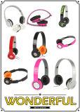 Auriculares do costume dos auriculares da amostra livre do Special dos auscultadores das batidas