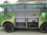 6*6 van Road Passenger Bus EQ6840PT (25-30 zetels)