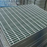 Решетки горячего DIP гальванизированные стальные для крышки и платформы стока
