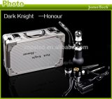 Neues Product Wholesale 3 in 1 Ceramic Heating Jomo Dark Knight Honour Dry Herb Vaporizer Electronic Cigarette