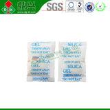 Gel de silicone 1g dessecante do papel de algodão