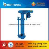 Pompa di pozzetto sommergibile verticale dei residui per i residui di alta concentrazione