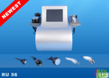 Vide rf de cavitation d'ultrason amincissant la machine