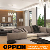 Intera mobilia della camera da letto del commercio all'ingrosso di disegno della Camera della villa moderna impostata (OP16-Villa03)