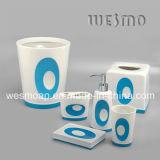 Insieme del bagno della porcellana della pittura (WBC0405A)