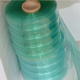 Plastik-PVC Strip Curtain Sheet mit Ribbed