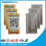 Ярлык Hy150012A обеспеченностью обнаружения металла NFC анти-
