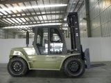 Chariot élévateur résistant du diesel 9.0t de la capacité 9000kg de série de l'ONU U