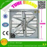 Grosser Luftstrom/große Luftstrom-Wand/Fenster eingehangener Absaugventilator-Lager-abkühlender Absaugventilator (1380mm)