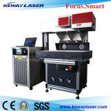 Große Stich-Bereich CO2 Laser-Markierungs-Maschine