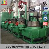 Equipamento intermediário da fabricação de cabos da potência da máquina de desenho do fio de cobre
