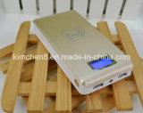 新しい12000mAh携帯用力バンクiPhone Samsungのための外部電池USBの充電器