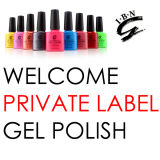 MSDS Certificated Good Quality Nail Polish Gel
