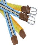 Taillen-umsponnener Riemen-elastische umsponnene Riemen der Männer für Jeans