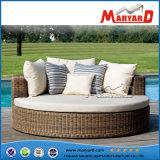 Stile Sofabed del sofà esterno del rattan del patio di modo nuovo