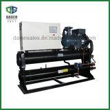 Cer-Abkühlung-Geräten-wassergekühlter Schrauben-Wasser-Kühler für Industrie-Gebrauch