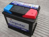 Wartungsfreie Deutschland-Standardselbstbatterie 12V 55ah DIN55