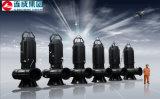 Bomba de aguas residuales vertical de la serie china del Wl