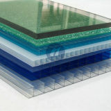 Building MaterialのためのSGS Approved Plastic PolycarbonateのパソコンSheet
