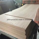 Exportstandardmöbel-Vorstand-natürlicher Walnuss-Furnier-Blatt MDF-/block-Vorstand