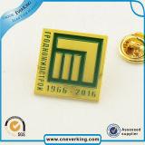 Qualitäts-Goldmedaillen-ReversPin mit Basisrecheneinheit