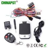 무료 소프트웨어 방수 차량 또는 기관자전차 또는 차 GPS 추적자 (PST-VT303G)