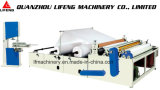 Máquina del papel higiénico de la economía