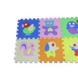 Stuoie del pavimento della gomma piuma di puzzle di EVA della strumentazione a terra del gioco di qualità superiore