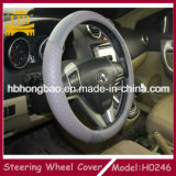 Knitted Car Steering Wheel Cover를 가진 Quality 높은 PU